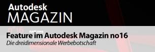 Feature in Autodesk Magazin no16