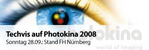 Techvis auf Photokina 2008