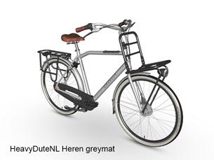 HeavyDuteNL Heren greymat